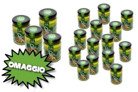 OFFERTISSIMA ANNIVERSARIO - 14 VASETTI da 90 gr + 4 OMAGGIO