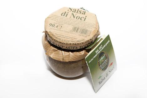 SALSA DI NOCI - VASETTO 90gr