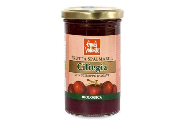 frutta spalmabile biologica ciliegia baule volante shop online pesto parodi