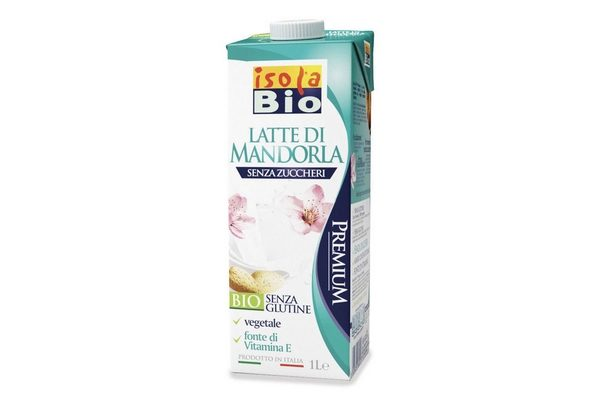 latte di mandorla biologica isola bio shop online pesto parodi