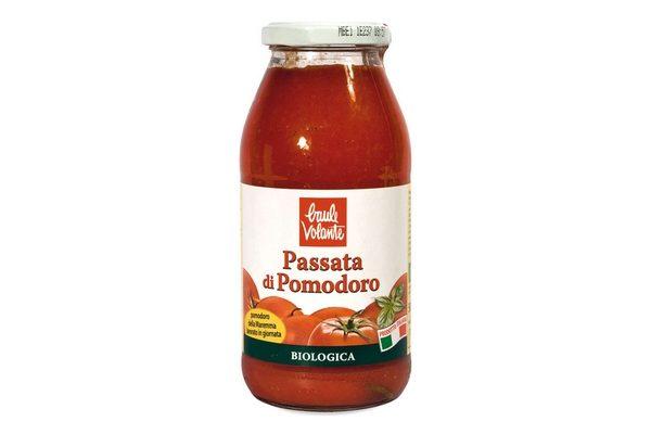 passata di pomodoro biologica baule volante shop online pesto parodi