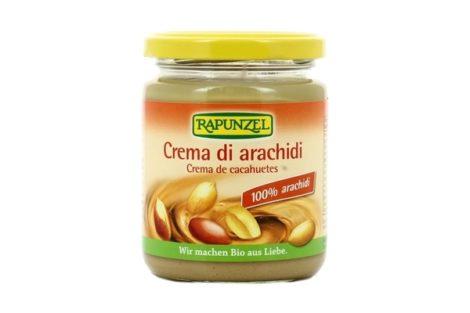 CREMA DI ARACHIDI - Rapunzel 250gr