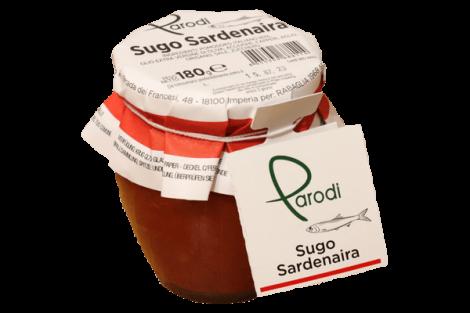 SUGO SARDENAIRA 180gr