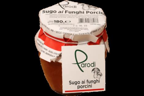 SUGO AI FUNGHI PORCINI 180gr